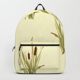 summer cattails Backpack
