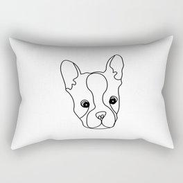 dog days are over Rectangular Pillow