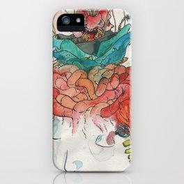Boat iPhone Case