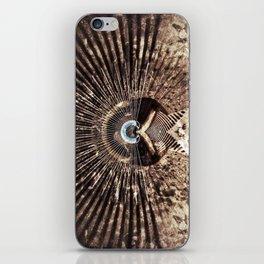 Geometric Art - WITHERED iPhone Skin