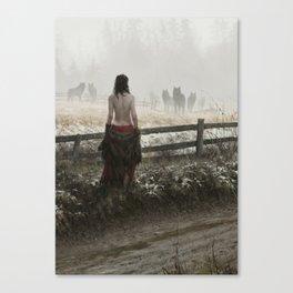 true nature Canvas Print
