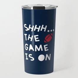 Football Travel Mug
