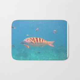 Something Fishy Bath Mat