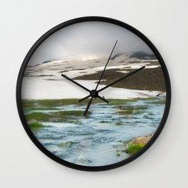 Photo of Aragats Արագած Wall Clock