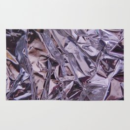 Chrome Folds Rug
