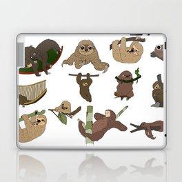 Sloth Party Laptop & iPad Skin