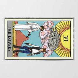 The Lovers - Tarot Card Rug