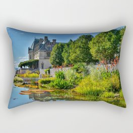 The Biltmore Estate Gardens Rectangular Pillow