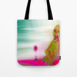 Spring of the Zombies Tote Bag