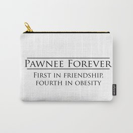 Parks and Recreation - Pawnee Forever Carry-All Pouch