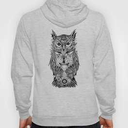 The Owl's Time Hoody