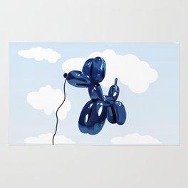 Balloon dog Rug