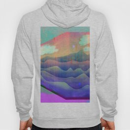 Sea of Clouds for Dreamers Hoody
