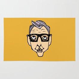 Jeff Goldblum Rug