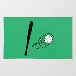 Bassball Rug