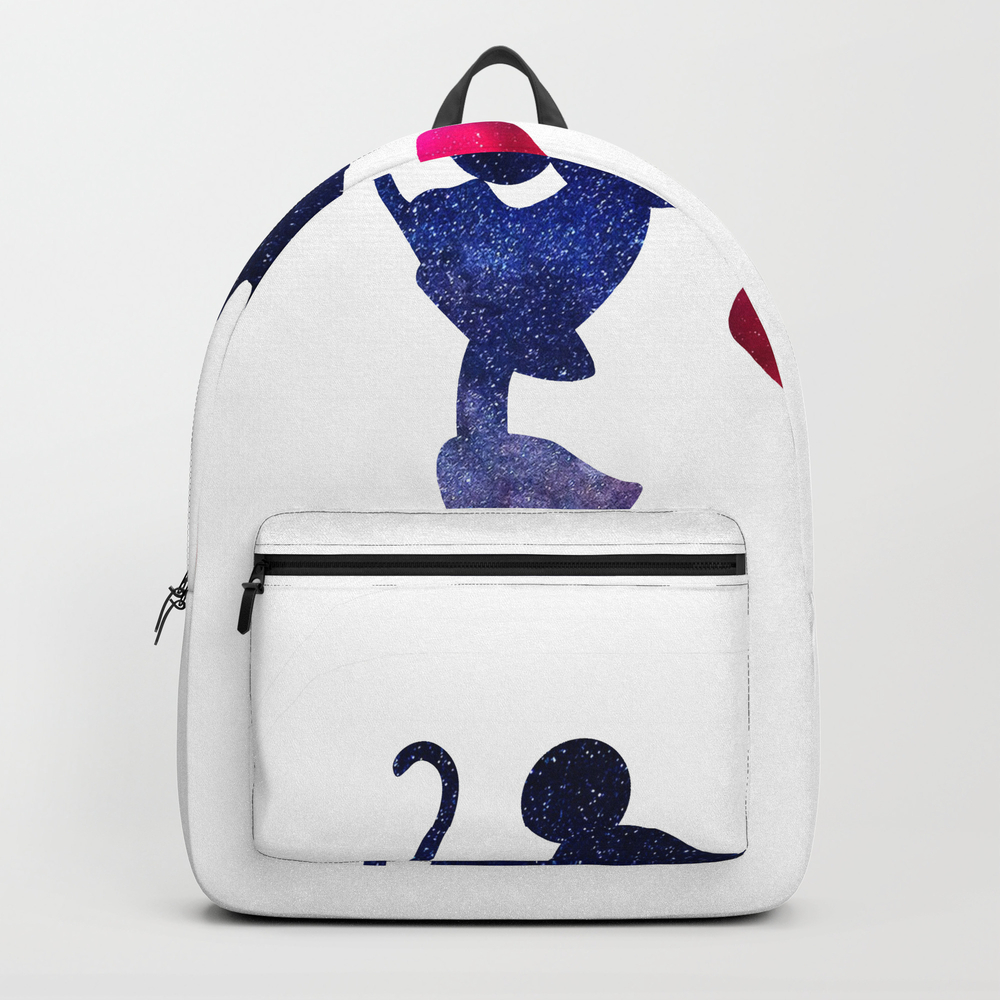 Mickey And Minnie In Love Backpack by Marios BKP8372867
