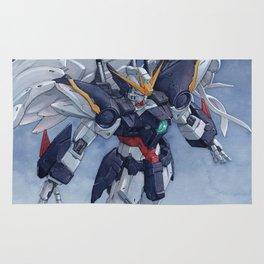 Gundam wing Zero cut ver. Rug