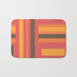 Disjointed Stripes (B2) Bath Mat