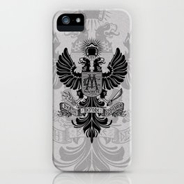 Death Before Dishonor iPhone Case