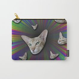 LET'S TRIP Carry-All Pouch