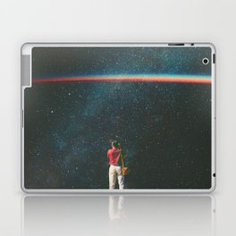 Saw The Light Laptop & iPad Skin