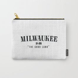 Milwaukee — The Good Land Carry-All Pouch