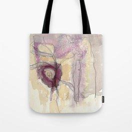 Feelings of the Flower Tote Bag
