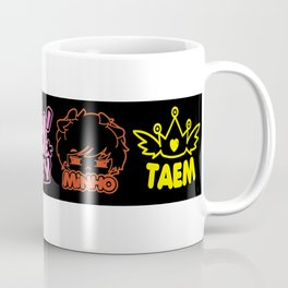 SHINee World III Characters Coffee Mug