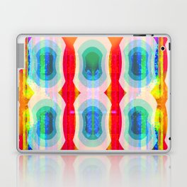 Mod Squad Wallpaper Stripe Laptop & iPad Skin