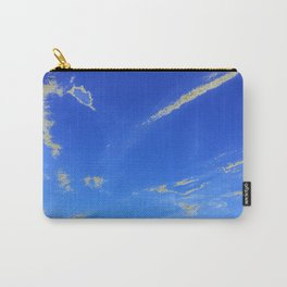 Fly, in the sky, like a butterfly ... Carry-All Pouch