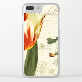 Natural History Sketchbook II Clear iPhone Case