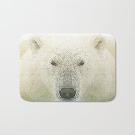 King of the north Bath Mat