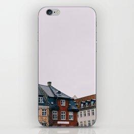 Copenhagen Homes II iPhone Skin