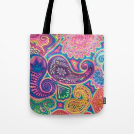 Goniochromism Tote Bag