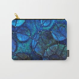 Looking Up (at night) Carry-All Pouch