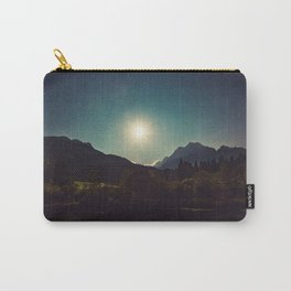 Moonshine, Stars and Nature Carry-All Pouch