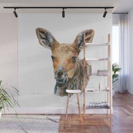 Little Moose by Teresa Thompson Wall Mural