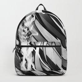 Light Dance Dark Stripes Backpack