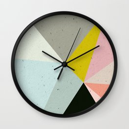 Happy Retro Mood 1 Wall Clock