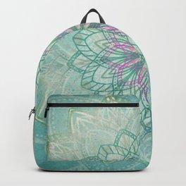 Mermaid Mandala Backpack