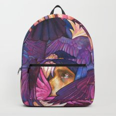 A Murder of Ravens Backpacks