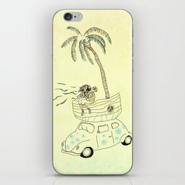 Travel iPhone Skin