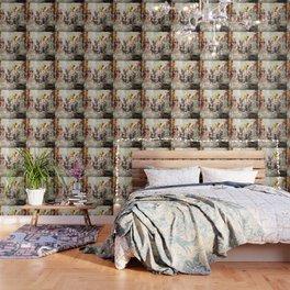 鯉隠さ (Hidden Koi) Wallpaper