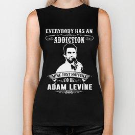 Adam levine Addiction Biker Tank