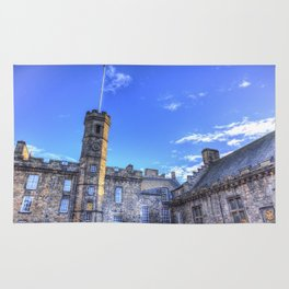 Edinburgh Castle Rug
