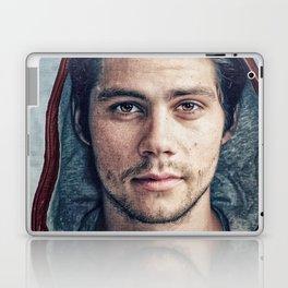 Stiles and his Red Hoodie Laptop & iPad Skin