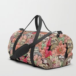 Because Sloths Duffle Bag