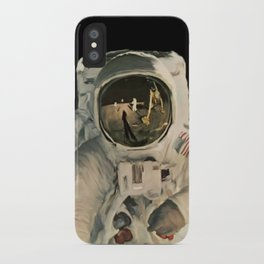 LIFE MAGAZINE: Moon Landing iPhone Case