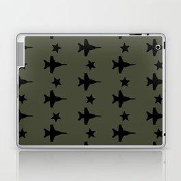 F-18 Hornet Fighter Jet Pattern Laptop & iPad Skin