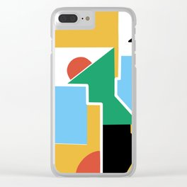 Rígido Clear iPhone Case
